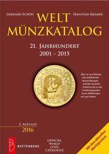 Battenberg Weltmünzkatalog 21. Jahrhundert, 2. Auflage 2015/2016