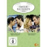 EMILIE RICHARDS 4 DVD NEU