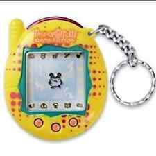 Tamagotchi Connection Version 3 - Yellow With Purple Polka Dots New In Box Rare
