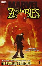 MARVEL ZOMBIES THE COMPLETE COLLECTION VOL 1 TRADE PAPERBACK TPB KIRKMAN MATURE
