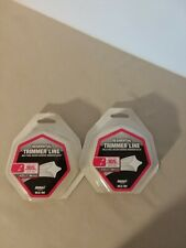 2 ARNOLD WLS-105 Trimmer Line 0.105 in Dia Nylon