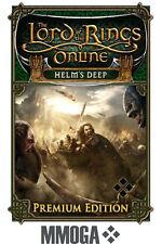 Herr der Ringe Online - Helm's Klamm Premium Edition - LOTRO Key PC Addon - DE