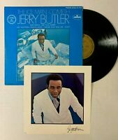 JERRY BUTLER The Ice Man Cometh LP 1968 - Mercury XDES 18064 - VG+