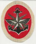 Vietnamese Made Silk Embroidered South Vietnamese General Staff Pocket Patch