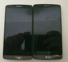 LG mobile phone used for parts LOT 2PCI
