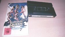 Video 2000 Rarität - Barbarian Queen - Lana Clarkson - uncut - no DVD - ab 18