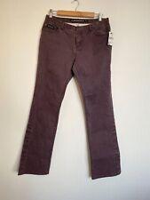 BNWT DKNY Jeans women's flare low waist jeans Y2K size 29