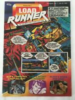 Load Runner Comic Printout No 2 - 1983