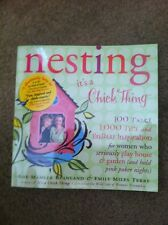 Nesting: It's A Chick Thing, Beanland & Terry, 2004, New: Never Read