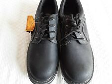 BNWT Mens Dockers Shoes. Black Leather, Size 8/42