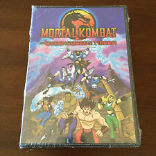 MORTAL KOMBAT VOLUMEN 1 - DVD PAL 2 - 82 MIN - CAPS 1 A 4 - NEW & SEALED NUEVA