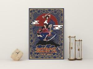 Samurai Champloo,TV Series,TV anime poster Great Poster Awesome Best Poster