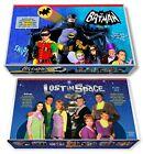 "Marx ""Batman TV Series"" Play Set Box   OR   ""Lost in Space"" Play Set Box"