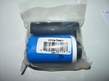 Fargo White Resin Ribbon for Fargo DTC500 DTC525 ID card printer, 086113, 86113