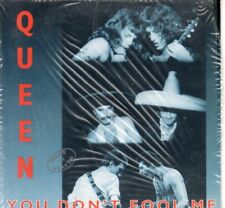 QUEEN	You don't fool me 2-track CARD SLEEVE	CD SINGLE	Parlophone  	1996	Holland