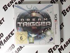 DREAM TRIGGER 3D - NINTENDO 3DS 2DS DS 3D - PAL - COMPLETO - NUOVO SIGILLATO