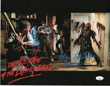 Allan Trautman Autograph Signed 11x14 Photo - Return of the Living Dead(JSA COA)
