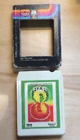 Hair Broadway Musical Cast Recording 8 Track Tape 1968 RCA 08s-1038