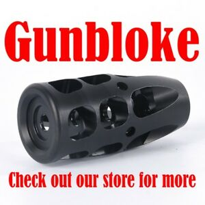 Tikka Sako Muzzle brake - THE EQUALIZER 15x1mm - all cals made to suit
