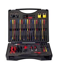 92PCS Automotive Circuit Tester Test Lead Kits Set Electronic Tester Cables