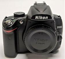 Nikon D5000 DLSR Digital Camera body NO BATTERY NO LENS