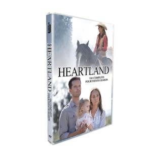 Heartland Season  (DVD,4-Disc Set) New & Sealed Free Shipping !!