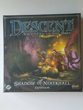 Descent Second Edition : Shadow of Nerekhall New Sealed