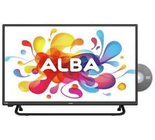 "ALBA 28"" Inch HD Ready Digital Freeview HD LED TV DVD Combi Combo USB HDMI VGA"