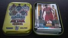 Match Attax Extra 2014/15 + 70 cards limited Edition Bronze Gerrard 14 15 14/15