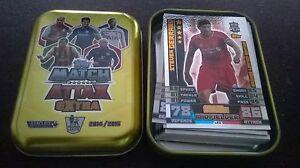 Match Attax Extra 2014/15 + 70 cards limited Edition Bronze Gerrard 14 15 14/15