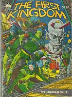 The First Kingdom Book #12 Underground Comic Comix Bud Plant