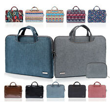 Notebook Laptop Carrying Case Bag Handle Sleeve Pouch for HP ASUS 13 14 15 inch