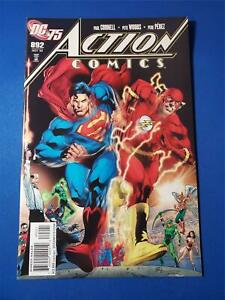 Action Comics #892 Ivan Price Variant VF/NM