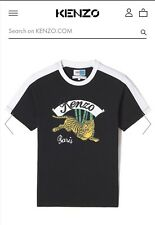 Authentic Brand New Kenzo Bamboo T-shirt Large