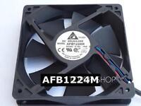 DELTA AFB1224M Server / Inverter fan DC24V 0.18A 120*120*25mm 3pin