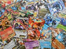 Pokemon TCG 50 CARD LOT-RARE, COMMON, UNCOMMON, & GUARANTEED RARES OR HOLO CARDS