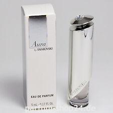 Swarovski Aura by Swarovski Eau de Parfum EdP 5 ml Miniatur Splash-Flakon NEU