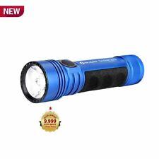 OLIGHT Seeker 2 Pro Blue 3200 Lumens Magnetic USB Rechargeable LED Flashlight