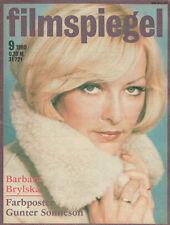 FILMSPIEGEL 9/1980  BARBARA BRYLSKA GLENDA JACKSON (FS533)