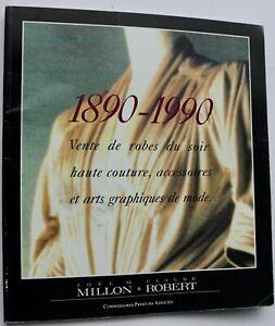 La mode dans l'art 1890-1990 vintage Paris haute couture fashion Chanel Dior