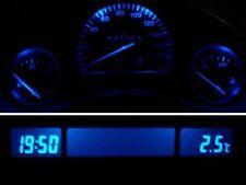 Azul iluminación velocímetro LED+medio de la pantalla Opel Corsa B Combo B Tigra