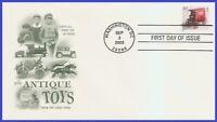 USA3 #3642a U/A ARTCRAFT FDC   U.S Mail Wagon s/a