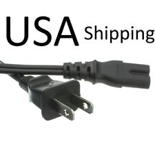 NEW6FT Replacement Power Cord Cable Electric Wire Wall Plug for Lakewood Box Fan