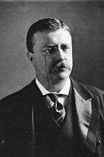 New 5x7 Photo: Theodore Roosevelt, 26th President of the United States