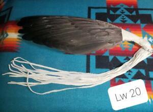 Native American Style Wing Fan, Pow Wow, Regalia, LW 20