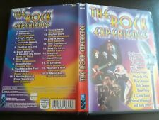 music DVD, The Rock Experience - 20 Rock Hits, Brian Ferry, The Power, Joe Walsh