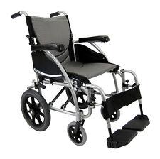 Karman S-115TP Super Light Transport Wheel Chair 18x17