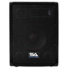 "Seismic Audio - Pair of 10"" PA DJ Pro Audio Band Speakers 200 Watts"