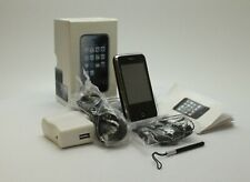 Mini Dual SIM Unlocked Touchscreen Quad Band Smartphone - Black