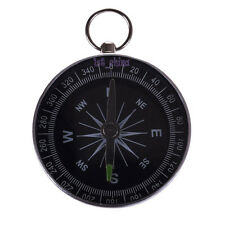 Portable Magnetic Metal Compass Navigation for Survival Camping Hiking Climbing